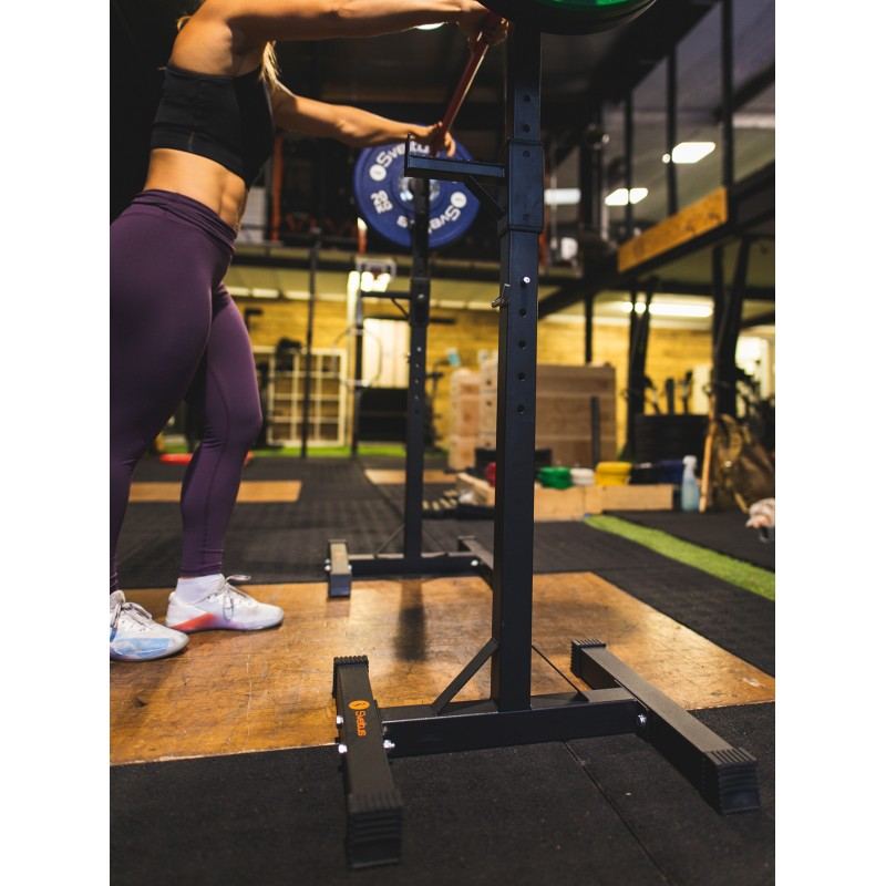 Independent squat stand x2