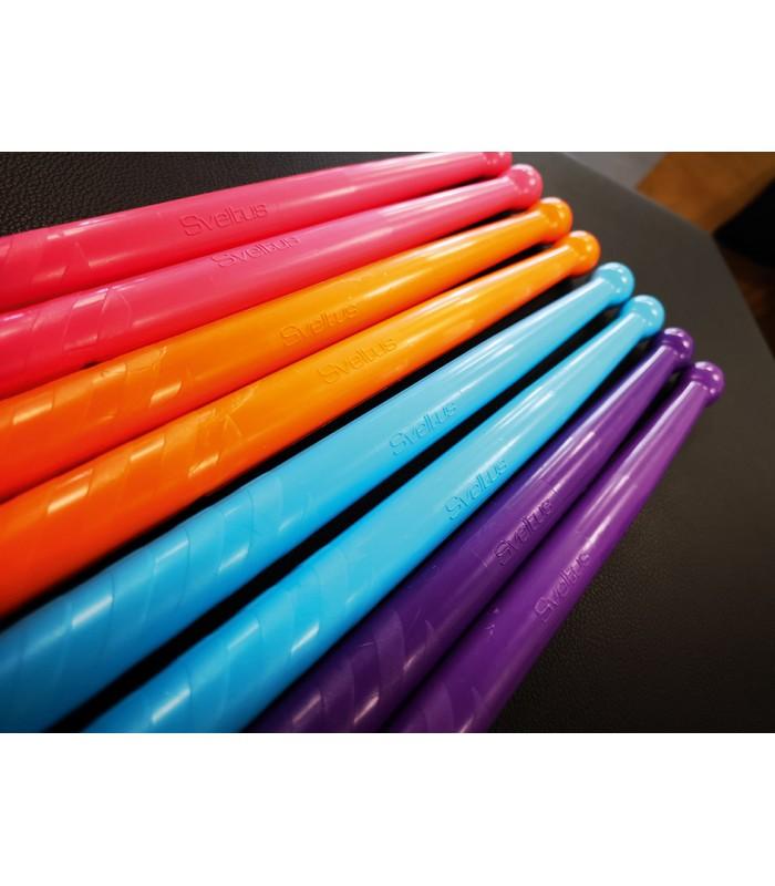 Fit stick fuchsia x2