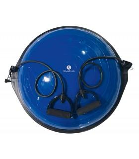 Dome trainer antidérapant bleu