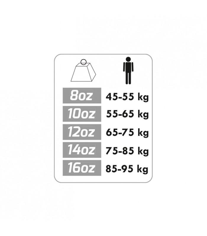 Gant boxe contender taille 10oz x2