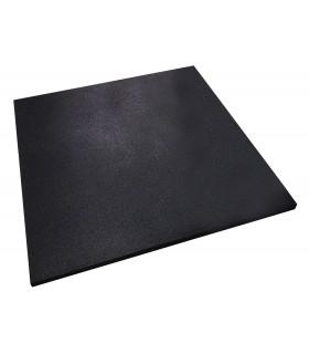 Shock absorbing tile 100x100x2.5 cm