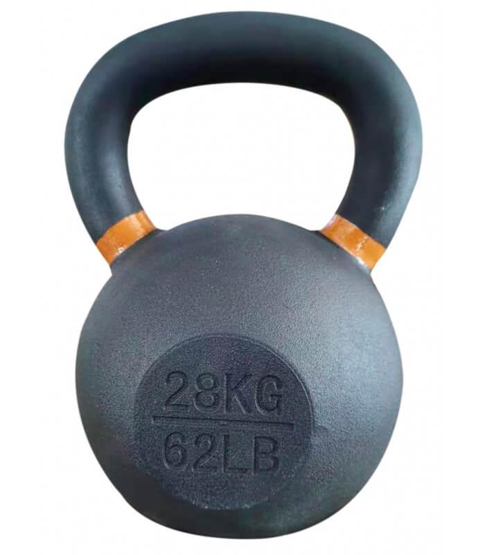 Kettlebell training 28 kg